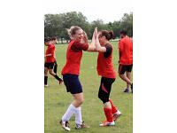 BEGINNERS ACADEMY FOR LADIES WOMENS FOOTBALL SOCCER!!!!!!! SOCIAL/KEEP FIT/FITNESS/FUN