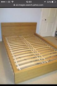 Malm Low IKEA European Size Bed FRAME only!