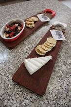 Wooden Paddle Serving Board. Grovedale Geelong City Preview