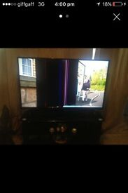SPAIRS OR REPAIRS 50 INCH TV