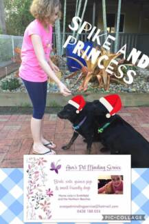 Ava's Pet Minding Service-Smithfield and Cairns Northern Beaches
