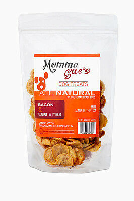 All Natural Dog Treats! Made In the USA & from Human Grade Food! Glucosamine