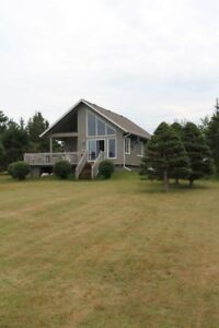 PEI Waterfront Cottage Rental