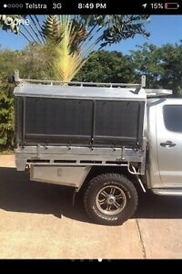 ALUMINIUM UTE CANOPY- by NB PROPWORKS. Cooktown Cook Area Preview