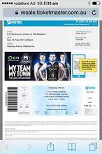 Melbourne United v NZ Breakers Sunday 14th Feb Melbourne CBD Melbourne City Preview