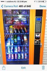 RPM6 Combo vending Machines 4 sited. Delahey Brimbank Area Preview