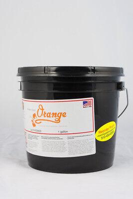 Printers Choice Orange Universal Photopolymer Emulsion - Quart