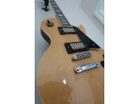 Antoria / Ibanez / FujiGen 2391 Les Paul with Clear-Power Pickups Natural MIJ Japan Lawsuit