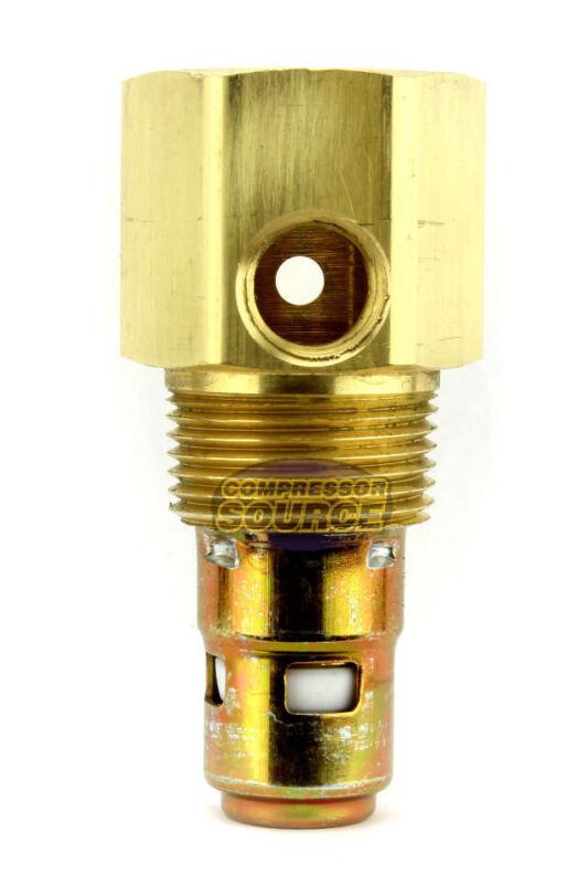 "Ingersoll Rand Replacement 32306953 3/4"" X 3/4"" Brass Air Compressor Check Valve"