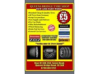 QUEENS BRIDGE TYRE SHOP LIMITED