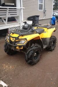 Spare parts for 2010 can am outlander/ renegade