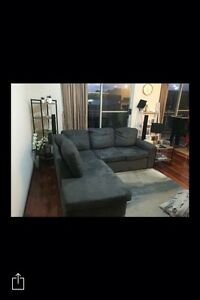 Lounge L shape Mardi Wyong Area Preview