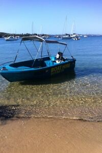 HIRE BOATS Manly Manly Area Preview