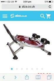 Circle ab an thigh trainer hardly use good condition 30