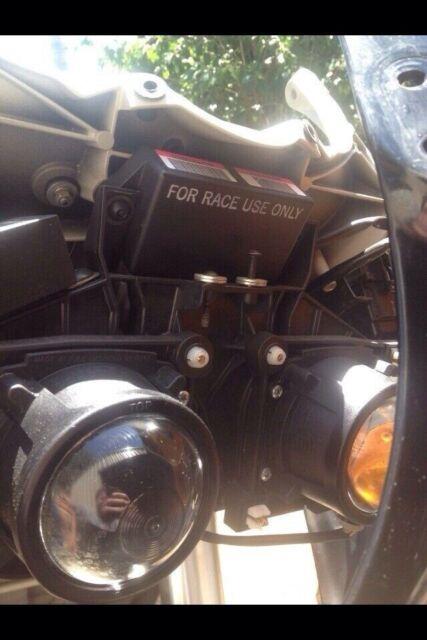 Buell Firebolt race kit xb12r Xb 12 Harley Davidson