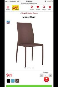 Dining chairs. Bonnells Bay Lake Macquarie Area Preview