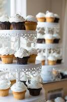 Cake And Cupcake Stands * Calgary Party Rentals