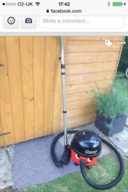 Hoover Henry vacuum red/black works great not had any problems