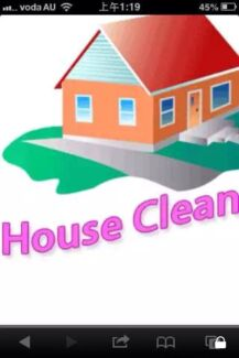 Professional Regular household cleaning