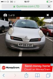 Nissan micra for sale £550