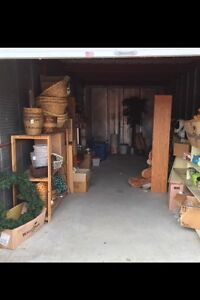 Contents of Storage Shed--Best Offer
