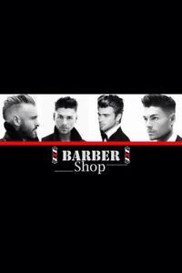 Barbier shop coupe pedicure massage epilation keratine