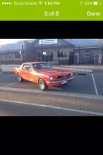 1965 Mustang Coupe Lesmurdie Kalamunda Area Preview