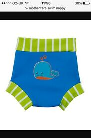 Neoprene swim nappy