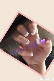 ACRYLIC, SHELLAC/GEL NAILS £10 JANUARY ONLY