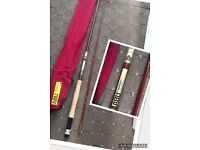 Brand new ABU FARFLYTE 1079 / ABULON AFTM 7-9 287 cm 9 .5 ft fresh water fishing rod