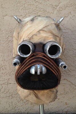 Tusken Raider mask costume prop replica Star Wars - Tusken Raider Costume
