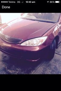 TOYOTA CAMRY PARTS. Claremont Glenorchy Area Preview