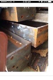 Rjs steel beams