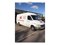 Breaking Mercedes sprinters 311 313 lwb mwb all parts available
