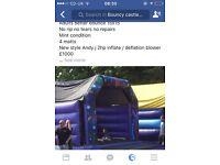 Commerical bouncy castle