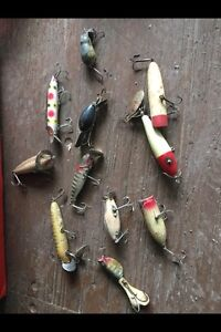 Wanted old/ vintage fishing lures/ tackle