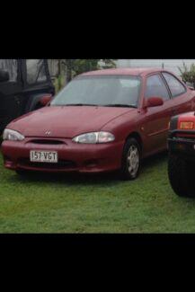 1997 Hyundai Excel $2000 Mossman Cairns Surrounds Preview