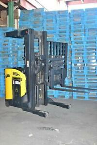 Mitsubishi Reach Truck - Sold W/ Charger - Only $11,998.00!