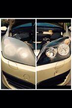 Mobile Headlight Restoration (cheaper than new!!) Regents Park Auburn Area Preview