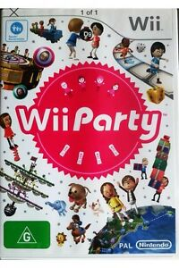 Wii Party Game (Wanted) Mount Coolum Maroochydore Area Preview