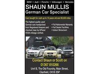 We Want to buy your Audi,BMW,MERCEDES,VOLKSWAGEN
