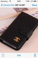 Chanel flip case for iphone 4/4s