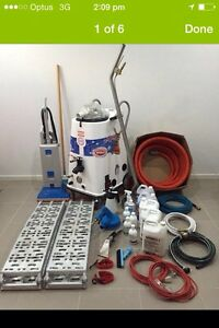 Carpet cleaning equipment for sale or hire Coolum Beach Noosa Area Preview