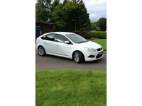 "2008 Ford Focus Econetic - White- £30 Tax- 18"" RS Alloys- Immaculate condition"
