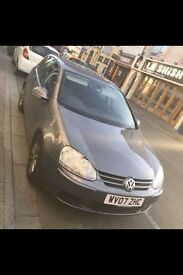 Volkswagen Golf TDI Grey