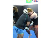 Muay Thai / Kickboxing Classes near Hayes, Southall, Ealing, Northolt, Greenford