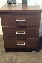 Tallboy and bedside tables Harrison Gungahlin Area Preview