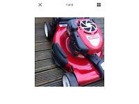 Craftsman 190cc power propelled rotary lawnmower