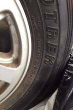 Toyota Land Cruiser 4x4 Wheel and Wheel Cover Elwood Port Phillip Preview