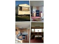 Luxury 8 berth to let Coral Beach ingoldmells